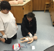 Northway Students Earn CPR Certifications